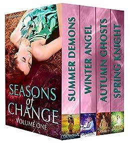 Seasons of Change Box Set, Books 1-4 & Bonus Stories: Young Adult Romance Novellas by [Hoddell, Mia]
