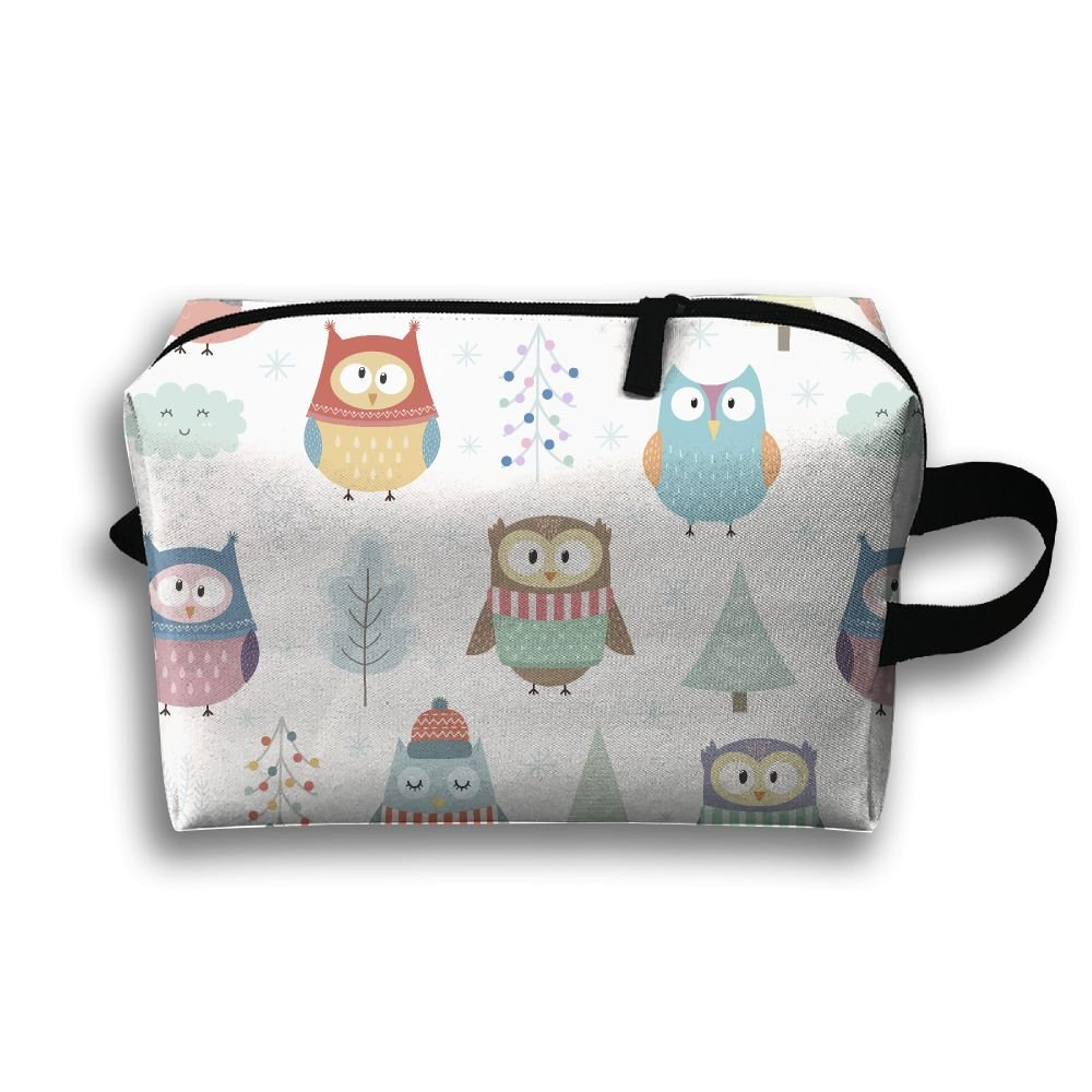 52e4804a6c best Lovely Cartoon Owl Small Travel Toiletry Bag Super Light Toiletry  Organizer For Overnight Trip Bag