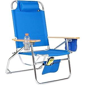 BeachMall Big Jumbo Tough Beach Chair