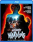 Without Warning (Bluray/DVD Combo) [Blu-ray]