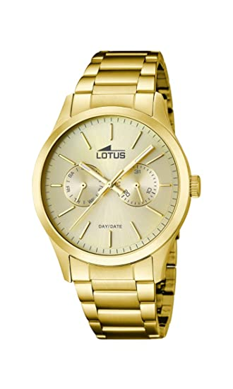 1d4343745777 Lotus Reloj de Pulsera 15955 2  Amazon.es  Relojes