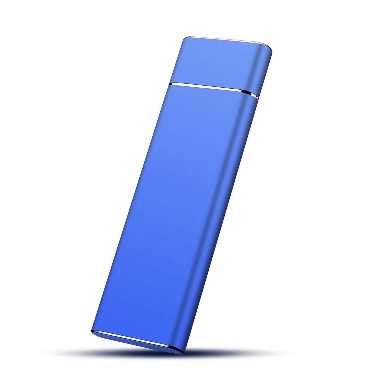 Desktop Ps4 2To,Noir Chromebook Disque Dur Externe 2to Xbox One MacBook Laptop Xbox 360 Mac Disque Dur Externe USB3.1 Type-C Portable pour PC