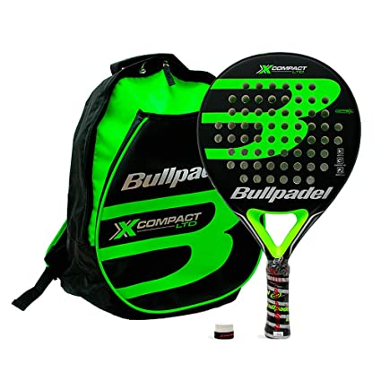 Pack Mochila Bullpadel X-Compact Green