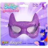 My Super Best Friends Batgirl Glitter Eye Mask