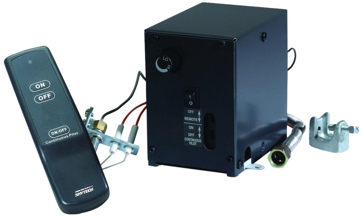 Skytech AFVK-SP-SPLIT Manual High//Low Split Spark to Pilot Gas Valve Kit 9800584