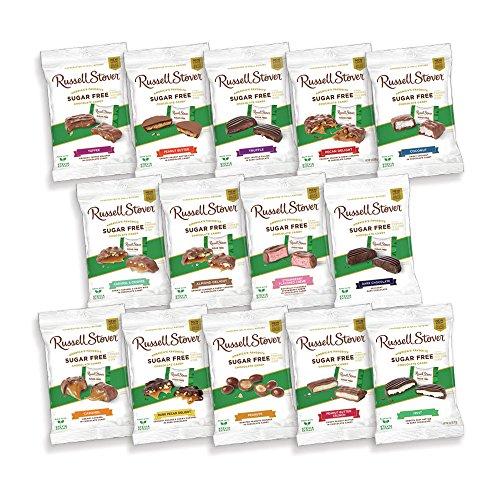 Sugar Free Variety Pack - Bags