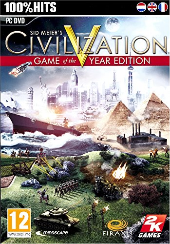 Sid Meier's Civilization V Game of the Year - PC (Civ V Brave New World Best Civ)