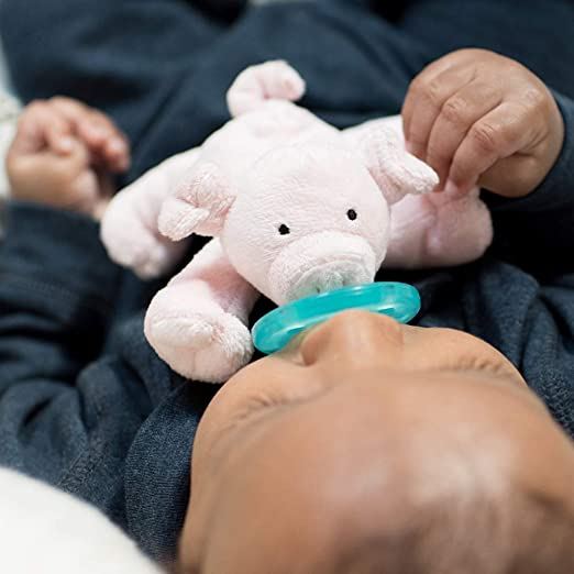 Amazon.com: Wubbanub - Chupete para bebés: Baby