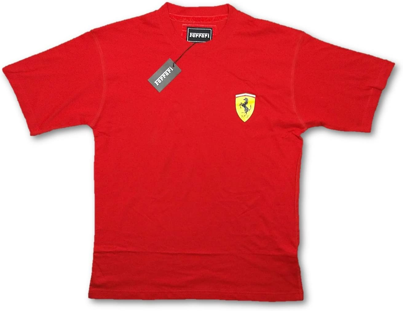 Camiseta fórmula 1 Ferrari F1 Team Scudetto R19, hombre, rojo, xx ...