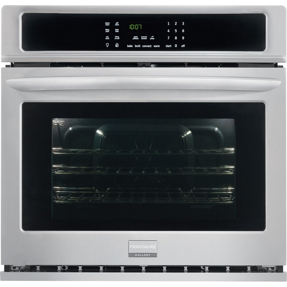 Frigidaire FGEW2765PF Gallery 27'' Stainless Steel Electric Single Wall Oven - Convection by Frigidaire