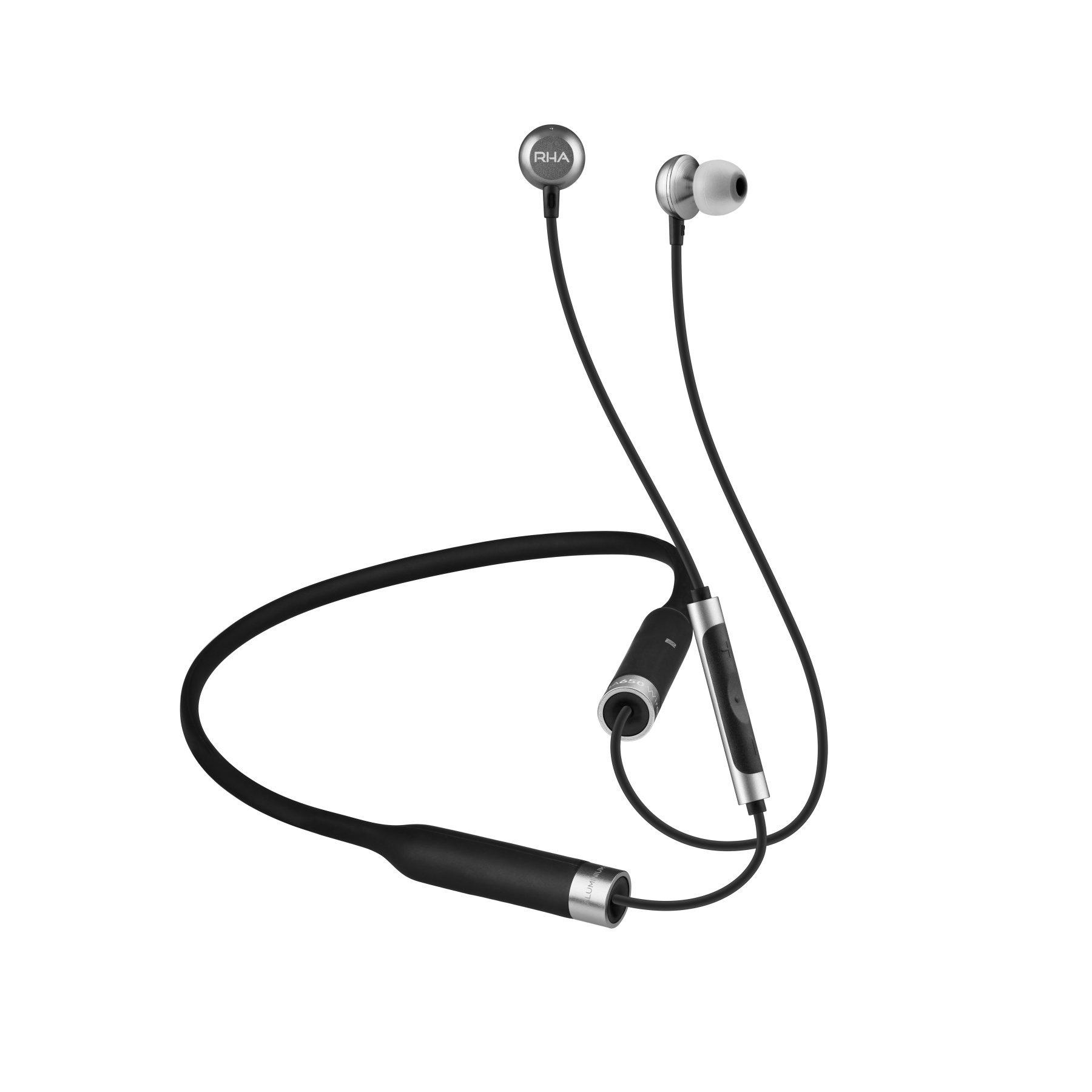 RHA Wireless Earphones Headphone (MA650 Wireless)