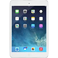 Apple iPad Mini 16GB, Wi-Fi, (White/Silver) (Renewed)