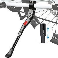 WENTS Fietsstandaard voor 22-27 inch in hoogte verstelbare fietsstandaard antislip rubberen standaard voor mountainbike…