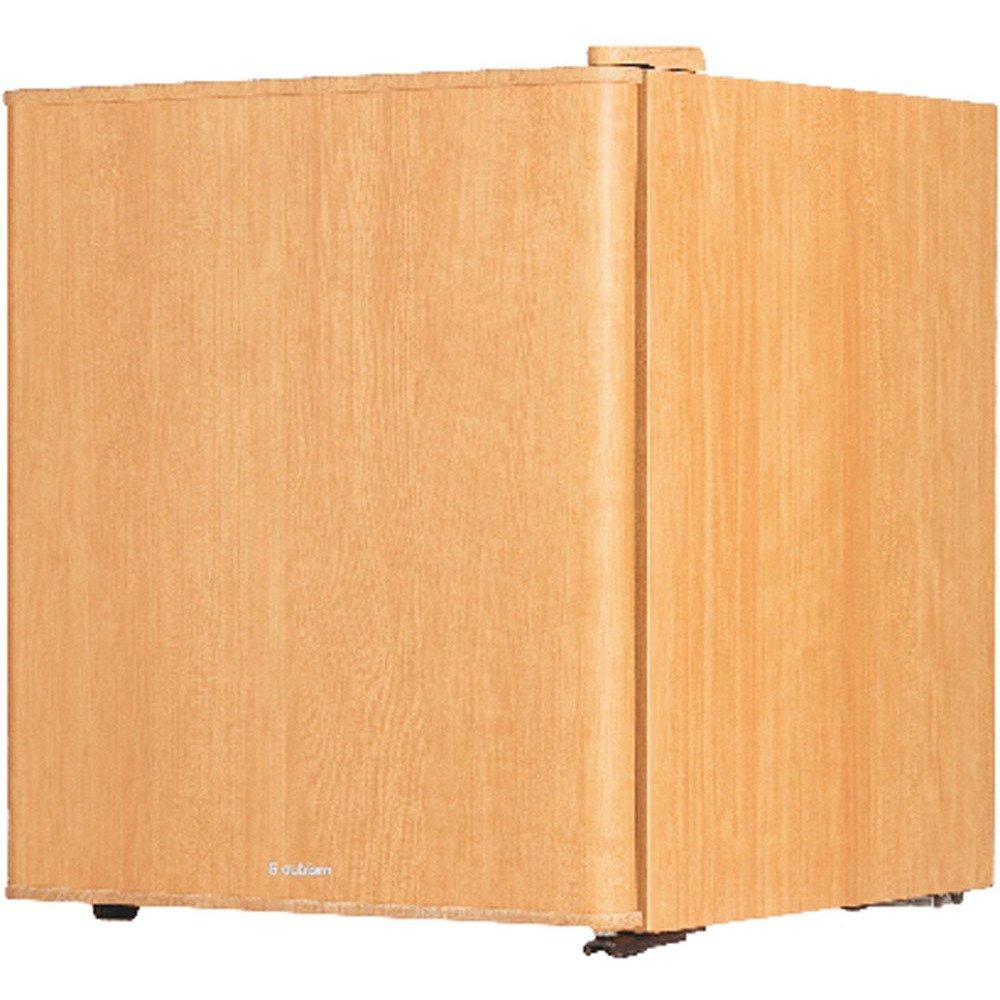 当店の記念日 S-cubism 冷蔵庫 49L 49L 1ドア 直令式 インテリア冷蔵庫 直令式 ライトウッドWRH-1049LW S-cubism B07B127TDZ, 岩瀬町:092ba03a --- diesel-motor.pl