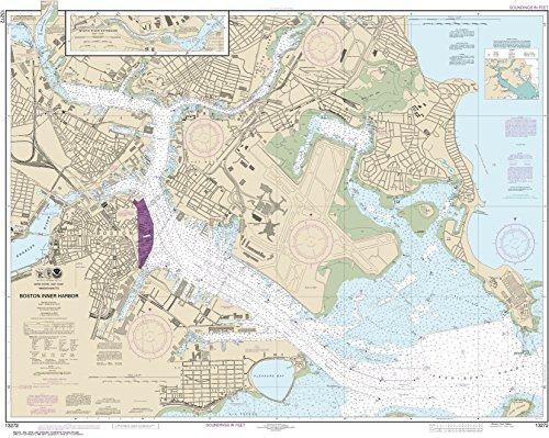 NOAA Chart 13272 Boston Inner Harbor: 35.37