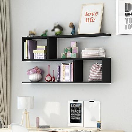 Amazon.de: Wall shelves Wandregal/weinregal / küche ...