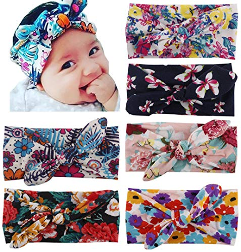 Toptim Baby Headbands Turban