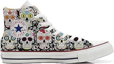 chaussures tête de mort 3