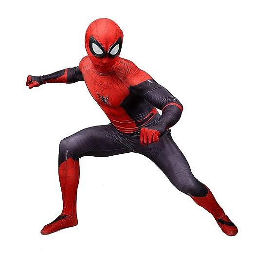 BLOIBFS Carnaval Disfraz Spiderman Niño, Halloween ...