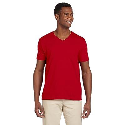 Gildan womens 4.5 oz. SoftStyle Junior Fit Long-Sleeve T-Shirt (G644L)