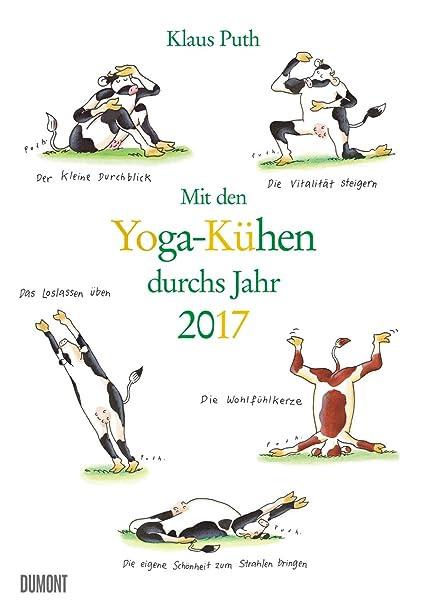 con el calendario de yoga vaquitas por año - 2017 - Dumont ...