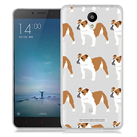Funda Carcasa TPU Transparente para Xiaomi Redmi Note 2 ...