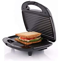 sandwich maker Black