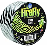 Intertape Polymer Group ZEB30 1.88-Inch by 10-Yard Fire Fly Zebra Glow in the Dark Duct Tape by Intertape Polymer Group