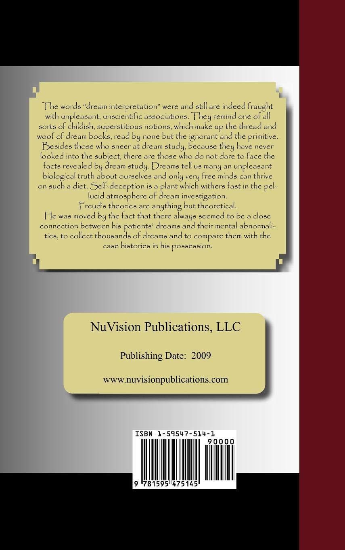 Download Dream Psychology Psychoanalysis for Beginners ebook
