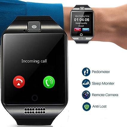 Amazon.com: SmartWatch desbloqueado reloj teléfono celular ...