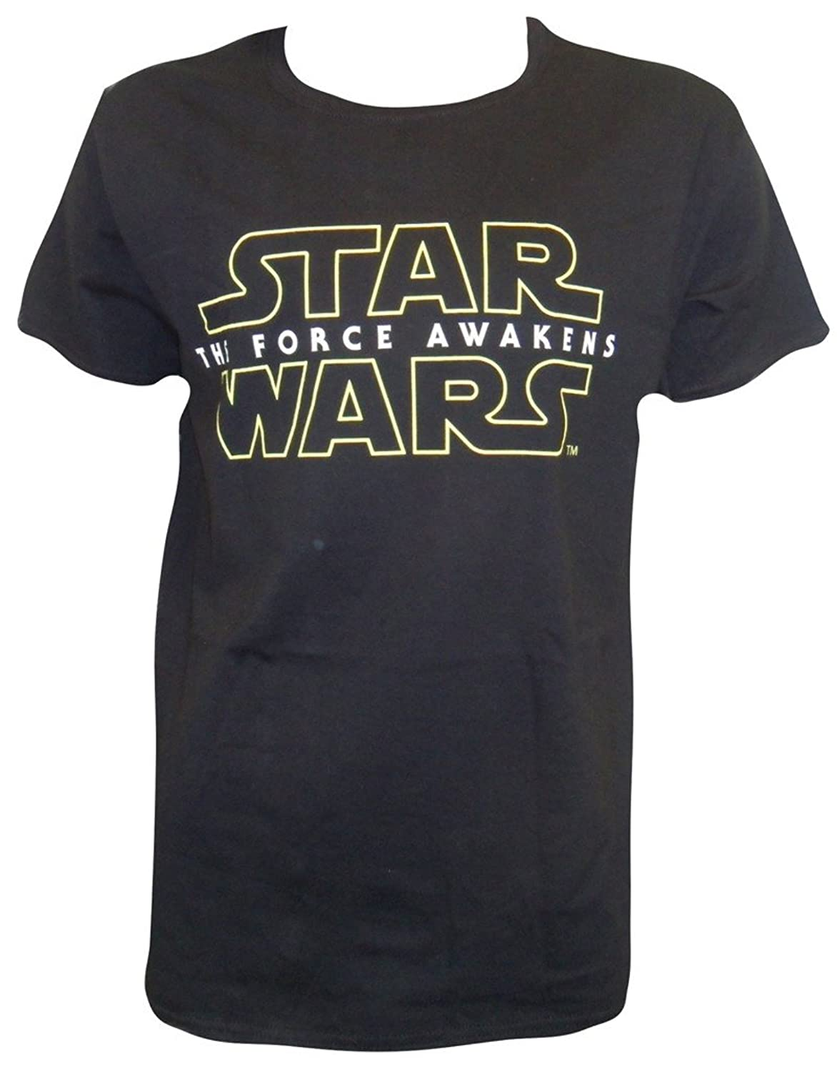 T-Shirt Episode 7 The Force STAR WARS speckled The Force Awakens