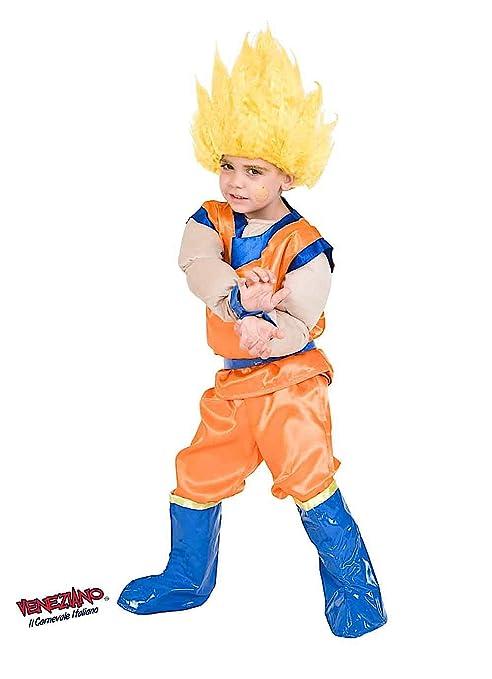 2abf07c3246e COSTUME di CARNEVALE da DRAGON BABY vestito per bambino ragazzo 1-6 Anni  travestimento veneziano