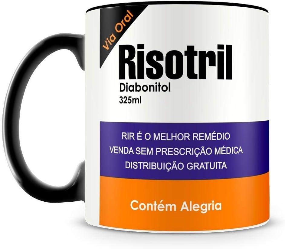 Caneca Personalizada Remédio Risotril