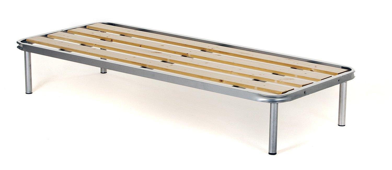 Materassimemory.eu Rete Singola con doghe in faggio misura 80x190