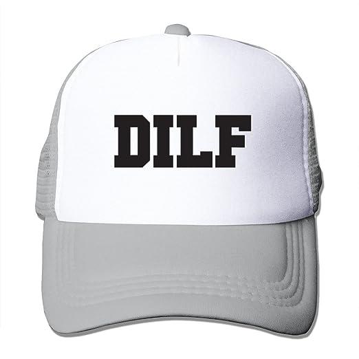 64e6c694e5b YEARla DILF Dad I d Like To Fuck Snapback Baseball Cap Ash at Amazon ...