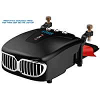 Offbeat - Sub Zero USB Powered Laptop Vacuum Cooler with Screwed arms & Multi-Functional LED Display for Laptop/Notebook