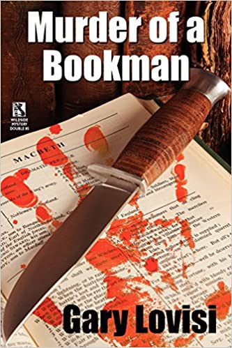 Murder Of A Bookman A Bentley Hollow Collectibles Mystery Novel