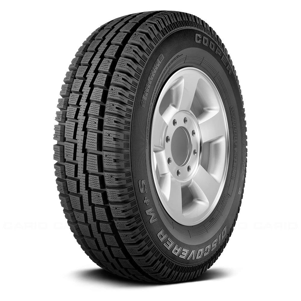 Cooper Tires Discoverer M+S 215//70R16 Tire Winter//Snow Truck//SUV