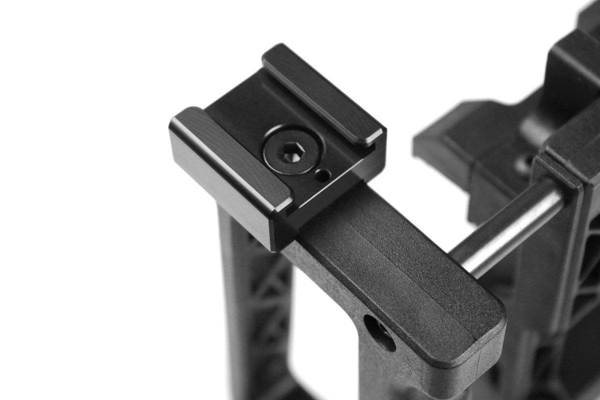 "Beastgrip Cold Shoe Mount Adapter Standard ¼""-20 Thread for Camera Cage Flash LED Monitor"