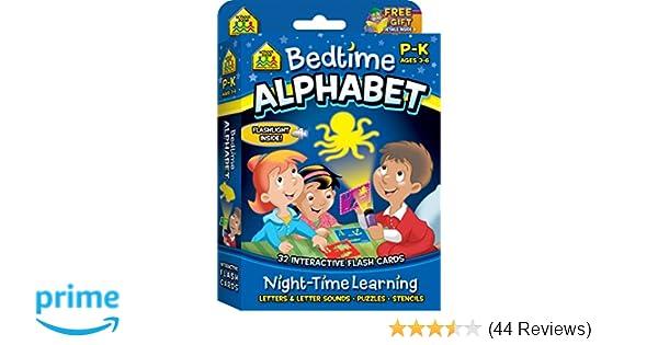 Bedtime Alphabet P-k