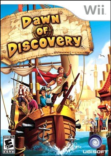 Dawn of Discovery - Nintendo Wii (Wii Game Battleship)