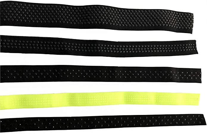 Dot Stretchy Silicone Elastic Tape No Slip for Garment Accessory /& Headband 5Yards per Roll