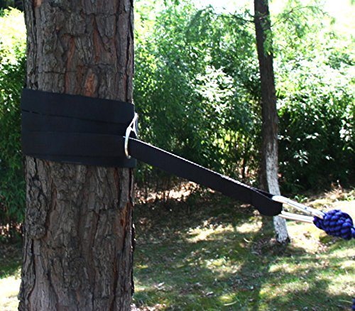 Review Ohuhu Hammock Straps with