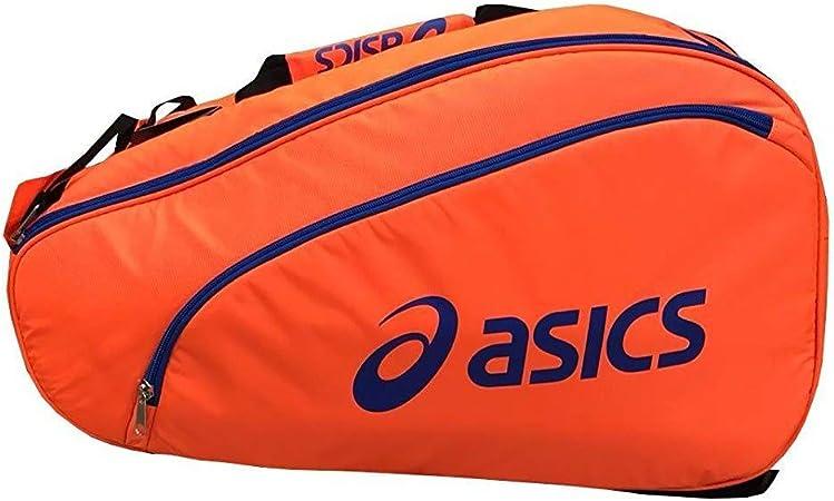 ASICS 114574-0521 Bolsa de pádel, Unisex Adulto, Naranja (Shocking ...