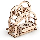 UGears Mechanical box - Mechanical Model Construction Kit