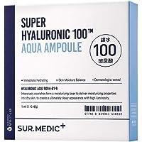 SUR.MEDIC+ SUPER HYALURONIC 100TM AQUA AMPOULE 0.28 oz / 10ml