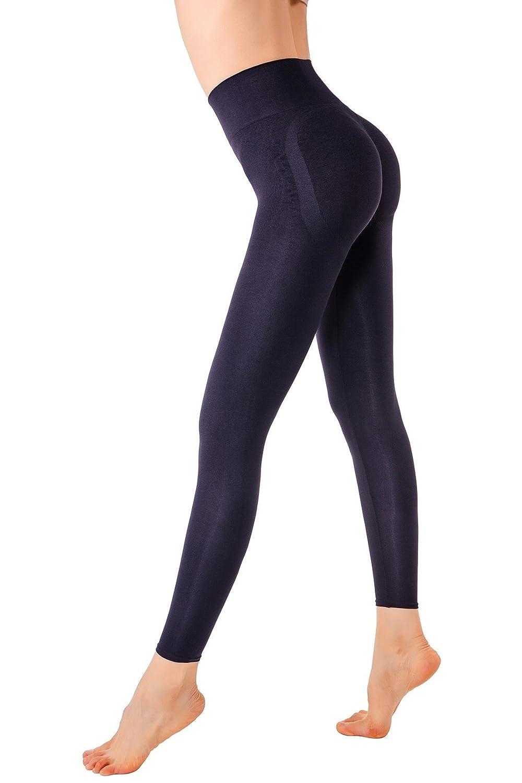 c899de2f9d MD Women's High Waist Target Firm Control Shapewear Compression Slimming  Leggings Thigh Body Shaper