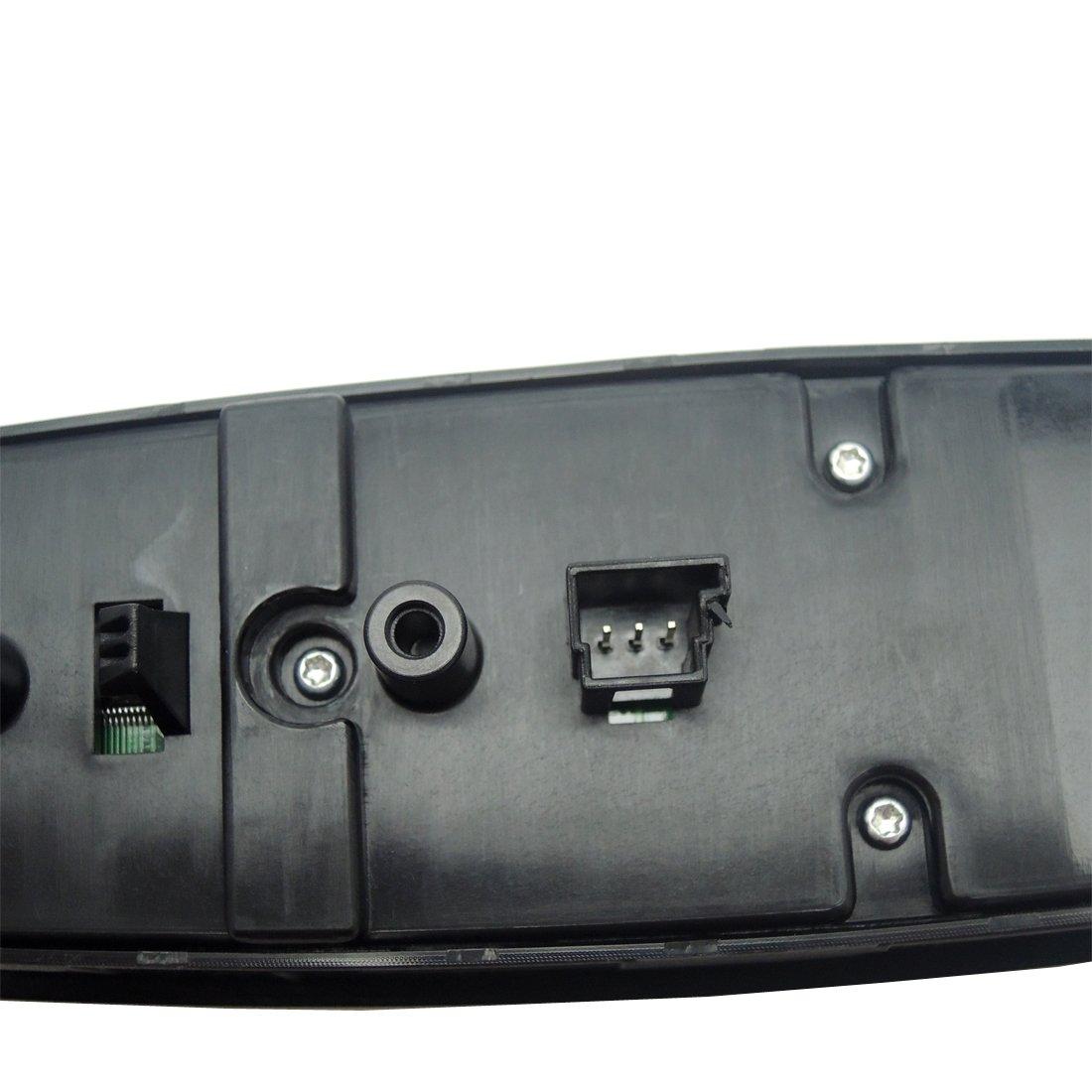 Contr/ôle Ma/ître de la Fen/être pour 2006-2012 W169 A-Klasse W245 B-Klasse Miroir Ajuster et Commande Principale de Serrure de Porte 1698206710
