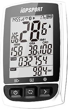 WALIO iGPSPORT iGS50E (versión española) - Ciclo computador GPS ...