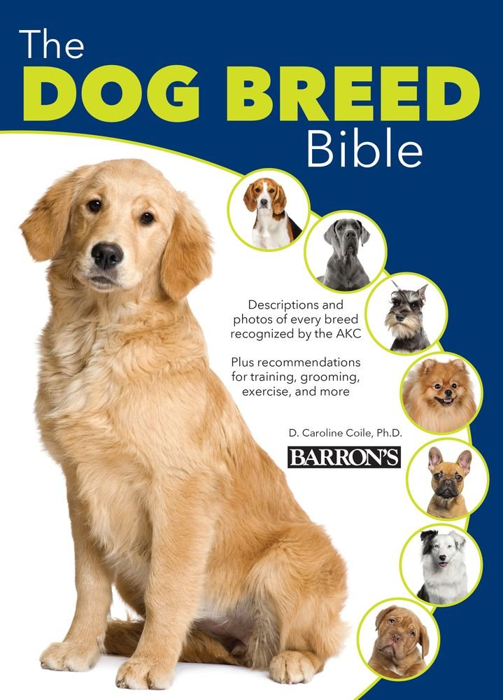 Dog Breed Bible Bibles product image